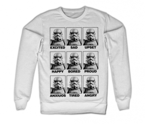 Bluza Star Wars Moods Of A Stormtrooper