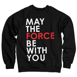 Bluza Star Wars: The Last Jedi - May The Force Be With You
