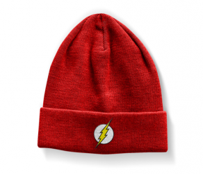 Czapka zimowa Dc Comics - The Flash