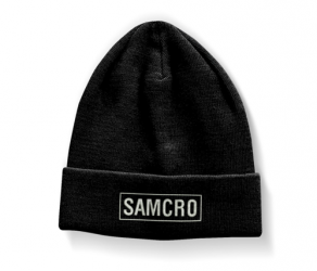 Czapka zimowa Sons Of Anarchy - SAMCRO