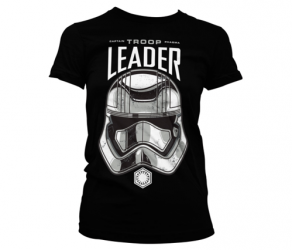 Koszulka damska Star Wars Episode VII T-shirt Captain Troop Phasma