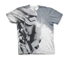Koszulka męska Stormtrooper Star Wars Allover T-shirt