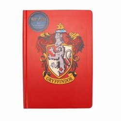Notes A5 Harry Potter - Gryffindor
