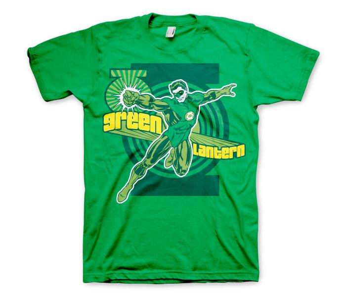 48c2b096c Koszulka męska Green Lantern Classic t-shirt Dc Comics - Koszulki ...