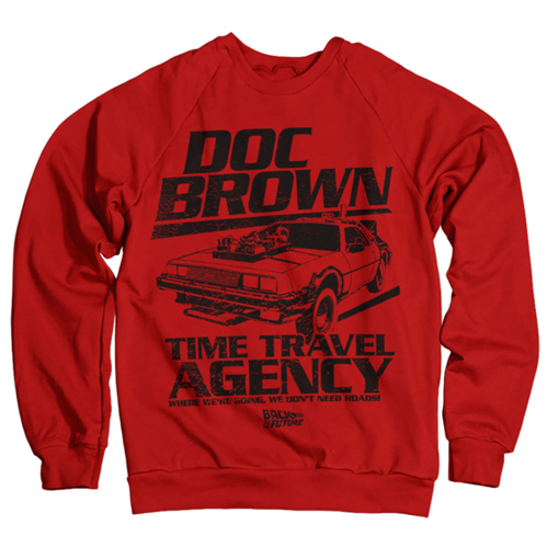 Bluza Back To The Future - Doc Brown