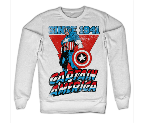 Bluza Captain America Since 1941 Marvel