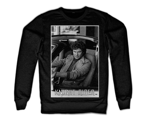 Bluza David Hasselhoff In Knight Rider