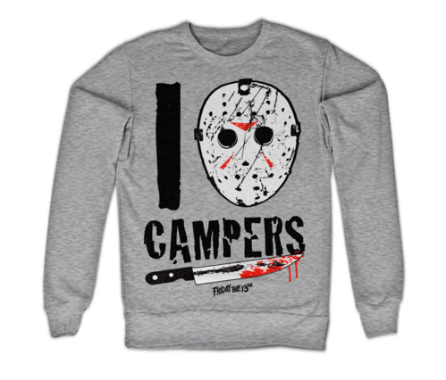 Bluza Friday The 13th - I Jason Campers