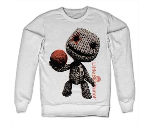 Bluza Little Big Planet - Sackboy Sweatshirt