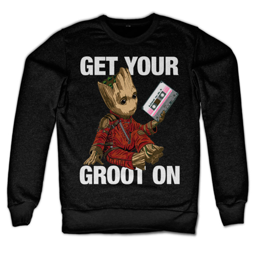 Bluza Marvel - GUARDIANS OF THE GALAXY - GET YOUR GROOT ON