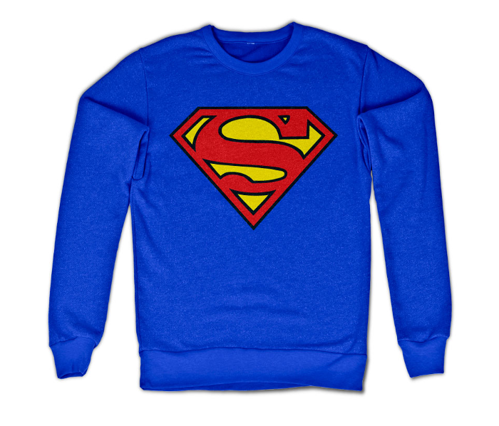 Bluza Superman - logo