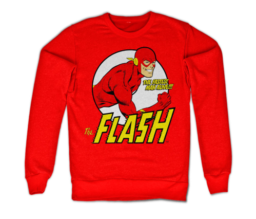Bluza The Flash - Fastest Man Alive Dc Comics