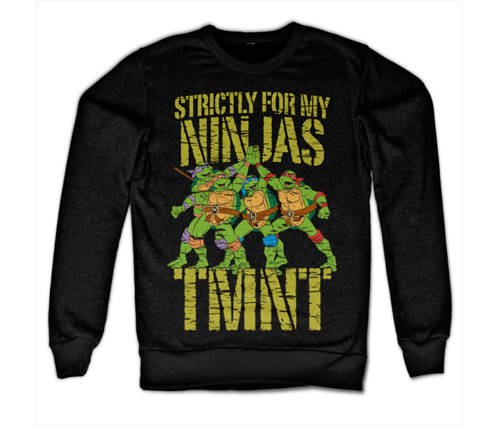 Bluza Żółwie Ninja Turtles Strictly For My Ninjas