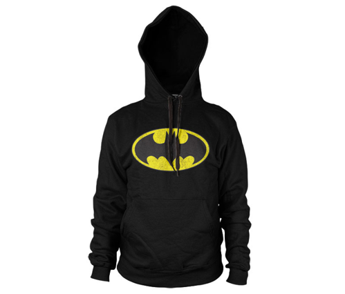 Bluza z kapturem Batman logo DC Comics