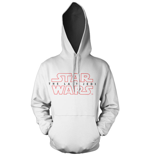 Bluza z kapturem Star Wars: The Last Jedi - Logo