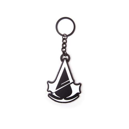 Brelok metalowy Assassin's Creed Unity - Logo