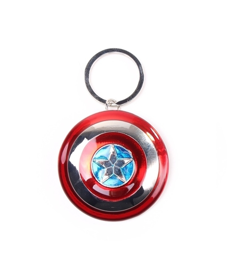 Brelok 3D metalowy Marvel - Captain America Shield
