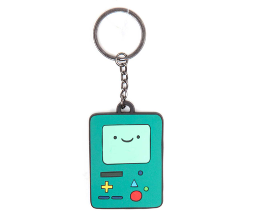 Brelok gumowy BMO Beemo Adventure Time