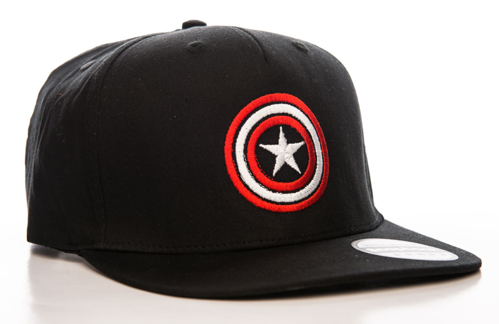 Czapka z daszkiem Marvel - Captain America Shield