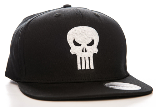 Czapka z daszkiem Marvel - The Punisher