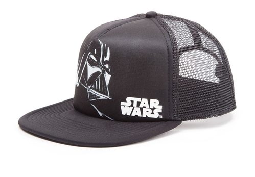 Czapka z daszkiem Star Wars - Darth Vader Trucker