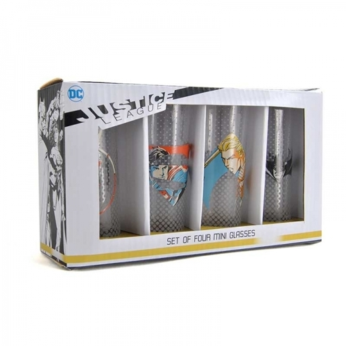 Kieliszki DC Comics - Justice League 100ml