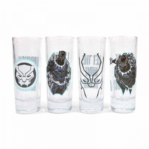 Kieliszki Marvel - Black Panther 100ml
