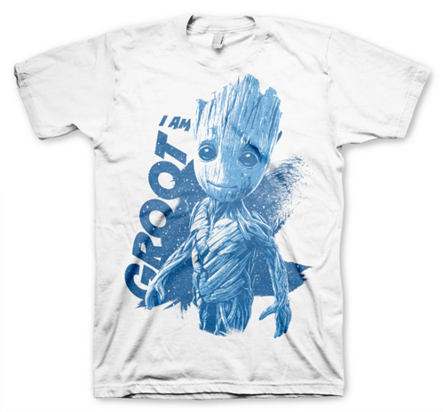 Koszulka męska Guardians of the Galaxy 2 - I AM GROOT