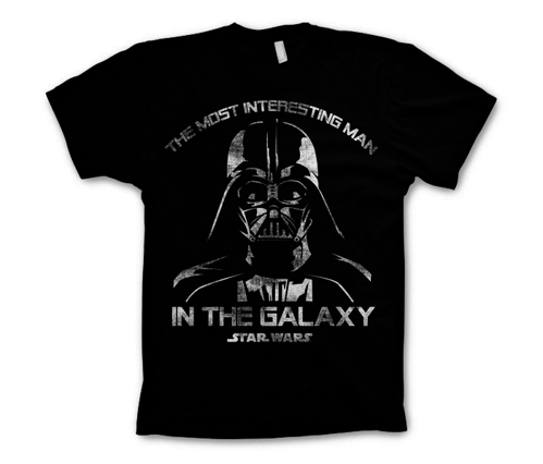 Koszulka męska Star Wars The Most Interesting Man In The Galaxy T-shirt