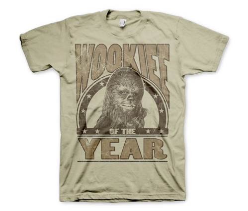 Koszulka męska Star Wars Wookiee Of The Year T-Shirt