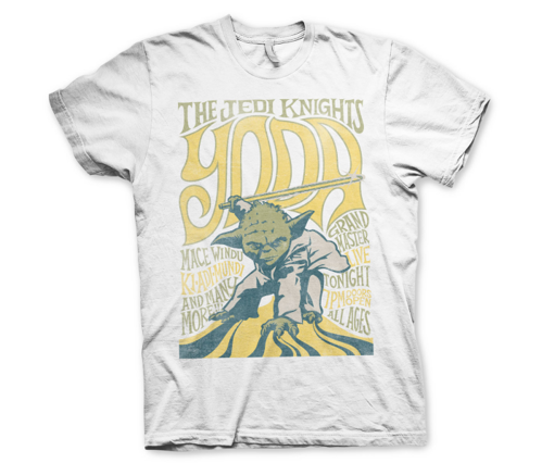 Koszulka męska Star Wars Yoda - The Jedi Knights T-Shirt