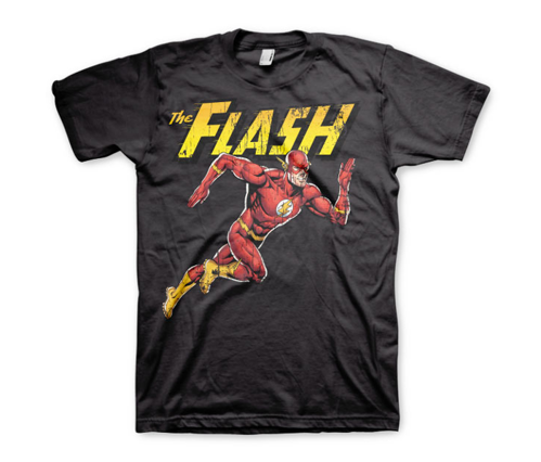Koszulka męska The Flash Running t-shirt DC Comics