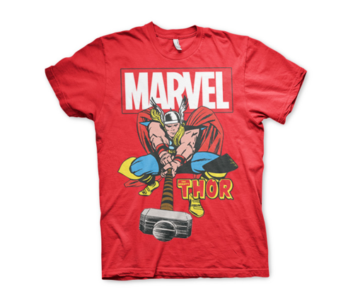 Koszulka męska The Mighty Thor T-shirt Marvel
