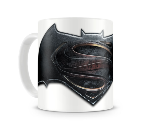 Kubek ceramiczny Batman vs Superman - Down of Justice