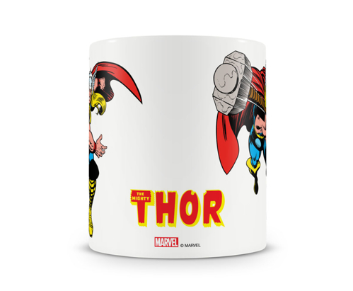 Kubek ceramiczny Marvel - THE MIGHTY THOR 2