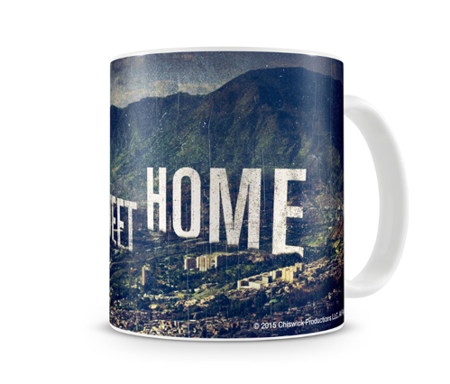 Kubek ceramiczny Narcos - Home Sweet Home