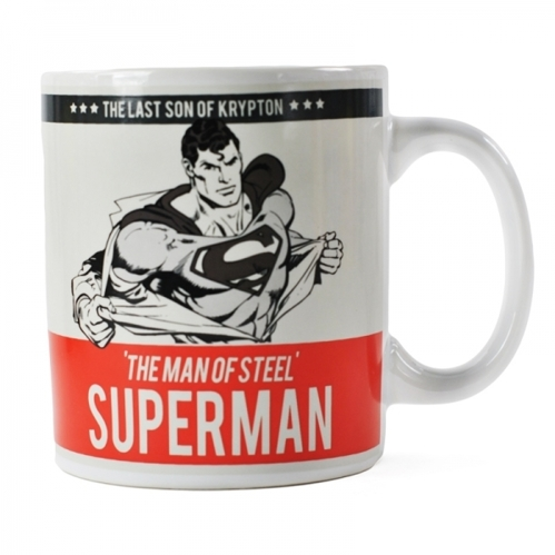 Kubek ceramiczny Superman - The Man of Steel