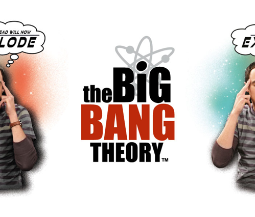 Kubek ceramiczny The Big Bang Theory - Your Head Will Now Explode