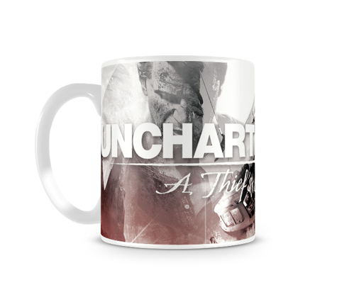 Kubek ceramiczny Uncharted 4 - A Thief´s End