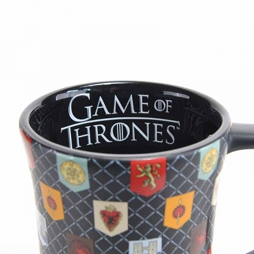 Kufel Game Of Thrones - Herby - 600ml