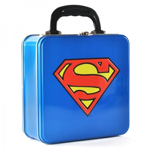 Lunch box Superman