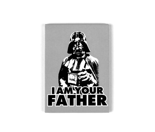 Magnes na lodówkę Star Wars - I am your father