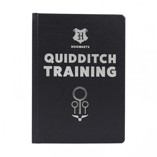 Notes A5 Harry Potter - Hogwarts Quidditch Training