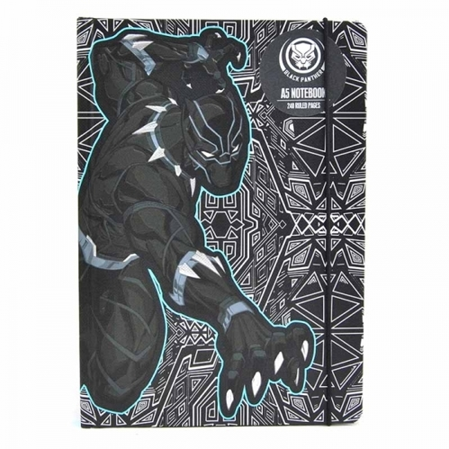 Notes A5 Marvel - Black Panther