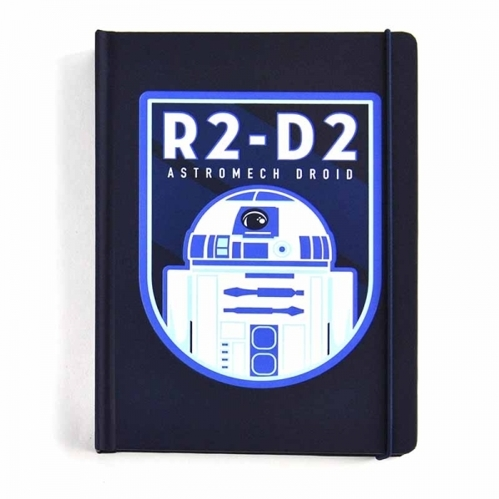 Notes A5 Star Wars - R2-D2