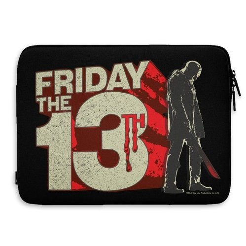 "Pokrowiec 13"" na laptop / macbook / ultrabook Friday the 13th"