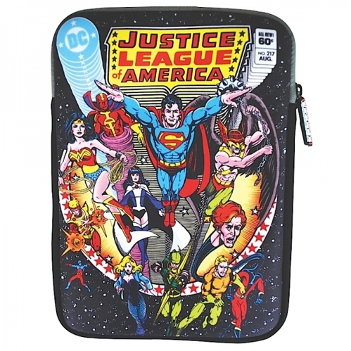 Pokrowiec na tablet JUSTICE LEAGUE
