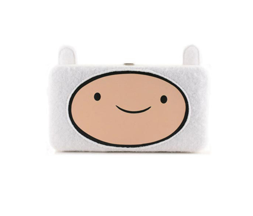 Portfel damski Adventure Time - Finn Bigface
