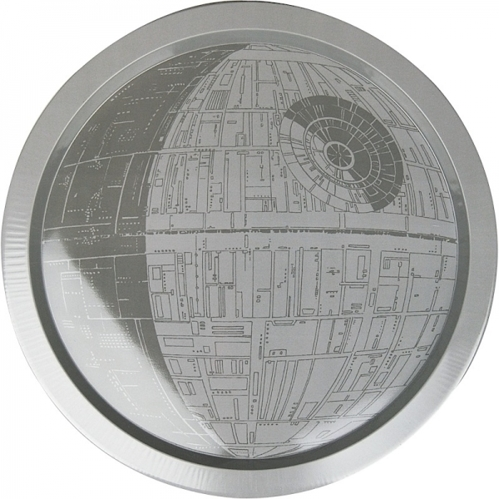 Taca blaszana Star Wars - DEATH STAR