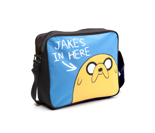 Torba na ramię Adventure Time - Jake's in Here